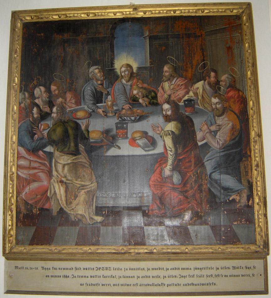 Püha-õhtusöömaaeg